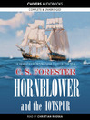 Hornblower and the Hotspur (MP3): Horatio Hornblower Series, Book 10